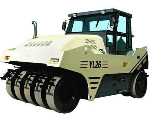 YL26型輪胎壓(ya)路機