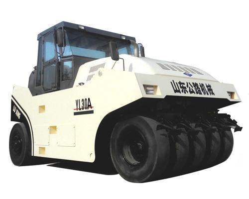 YL30A型輪胎壓(ya)路機