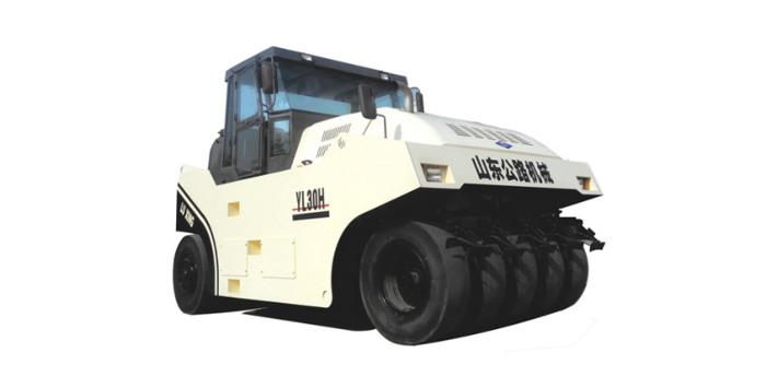 YL30H型全(quan)液(ye)壓(ya)輪胎壓(ya)路機